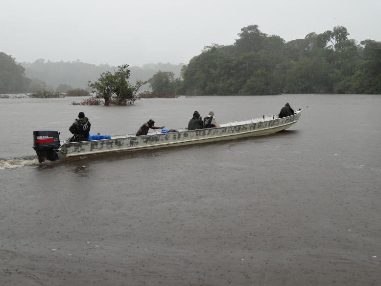 Saut Maripa - Guyane