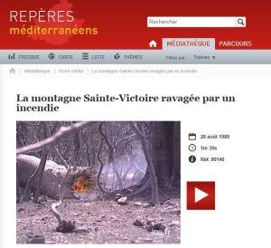 Sainte Victoire JT FR3